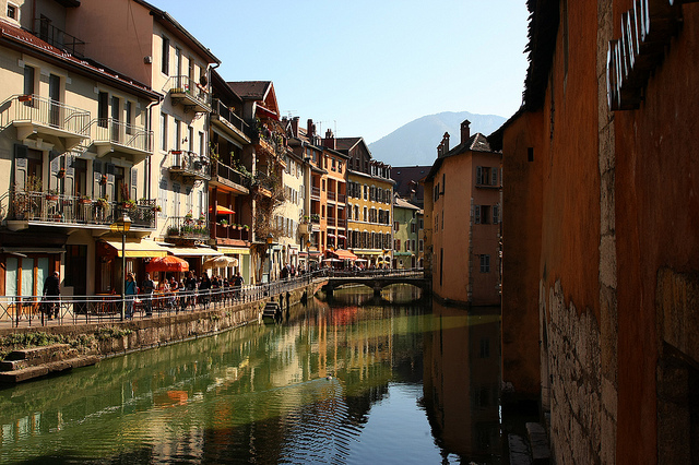 Lake Annecy, France - a poetic and charming paradise